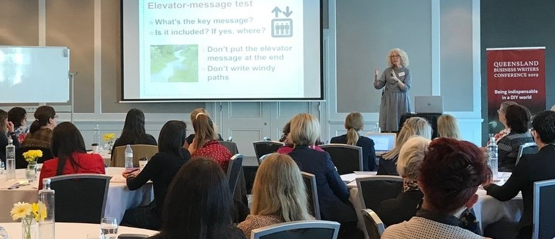 Queensland Business Writers Conference 2020