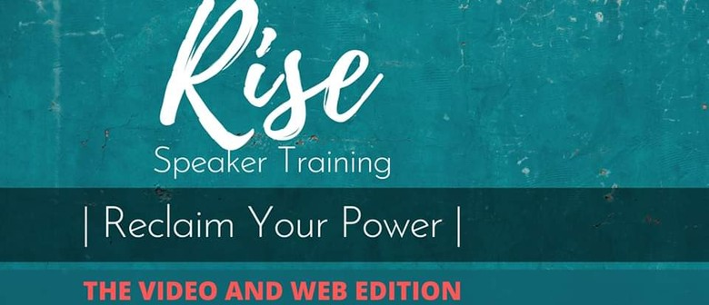 RISE - Online Speaker Training with Fleassy Malay