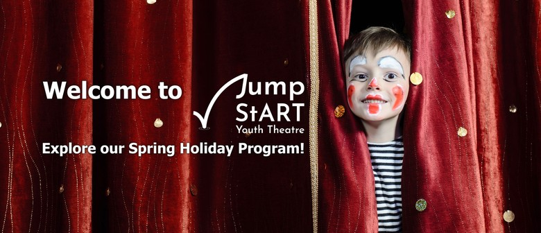 Jump StART Youth Theatre: Spring In-Person Holiday Program