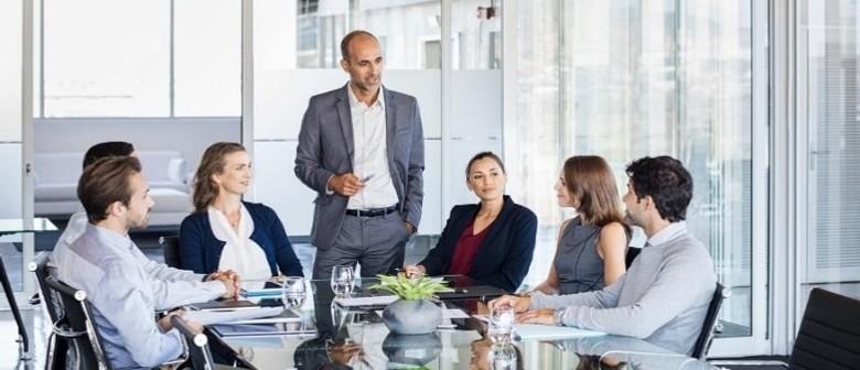 Leadership Through Change & Uncertainty Masterclass