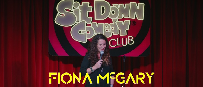 Stand Up Comedy With Fiona McGary