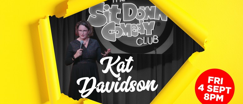 Stand Up Comedy With Kat Davidson