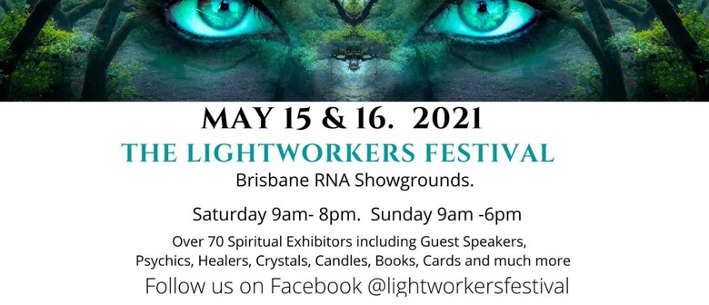 Lightworkers Festival Psychic Event
