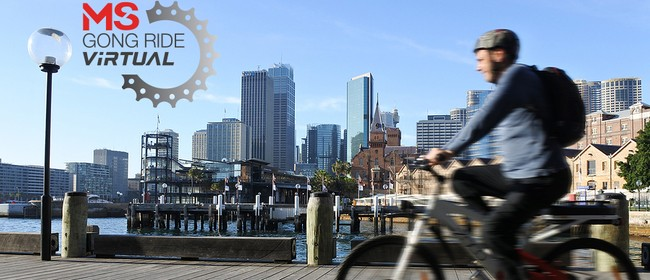 Image for MS Gong Ride Virtual