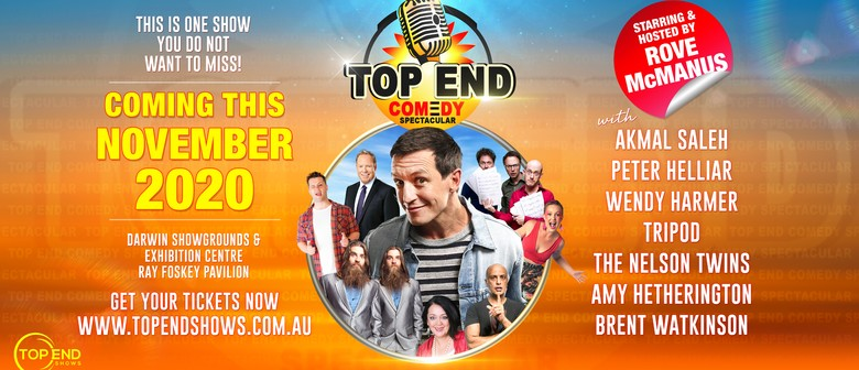 Top End Comedy Spectacular