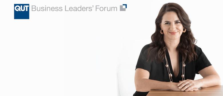 QUT Business Leaders' Forum Webcast - Susan Anderson, Uber