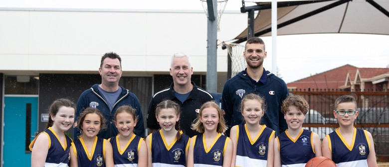 Adelaide 36ers October School Holiday Camp