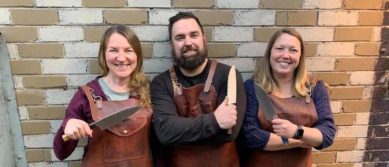 Knife Making Workshop: Forged Chef Knife