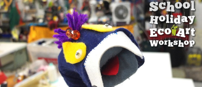 Sock Puppet Crafts - Learn to Hand Sew