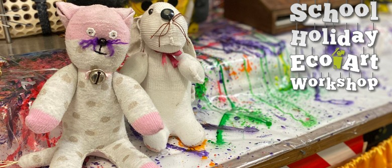 Build Your Own Soft Toy Sock Animal - Hand Sewing Basics