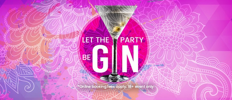 Let The Party Be-GIN: SOLD OUT