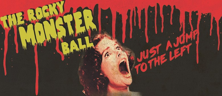 Rocky Monster Ball - Halloween Party