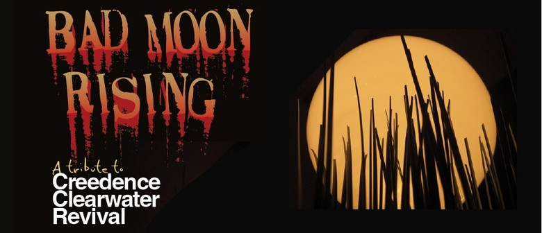 'Bad Moon Rising' - Creedence Clearwater Revival Homage
