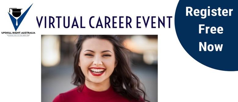Upskill Right Australia's Virtual Career Event