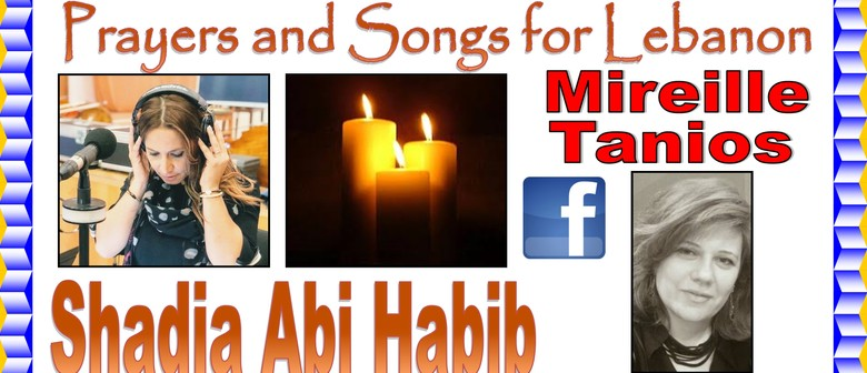 Prayers and Songs for Lebanon Musical Event