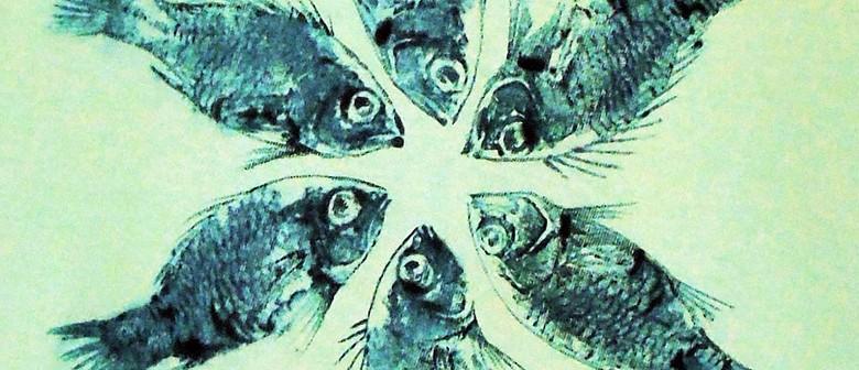 Gyotaku (Fish Printing) Workshop