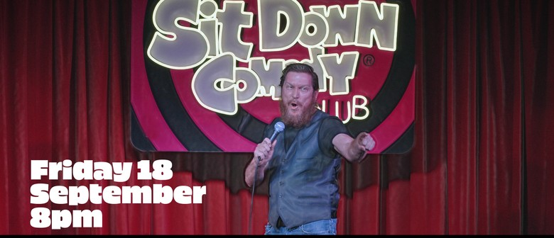 Stand Up Comedy With Mike Van Acker