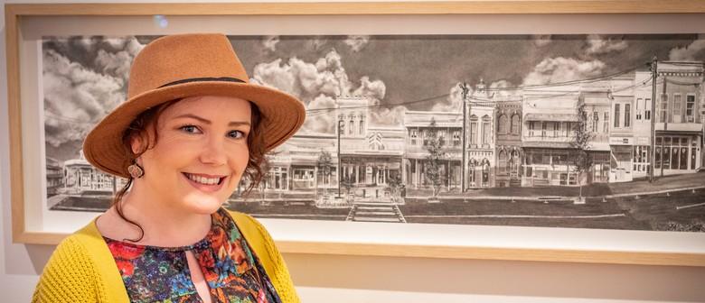 Miriam Innes - Artist-In-Residence