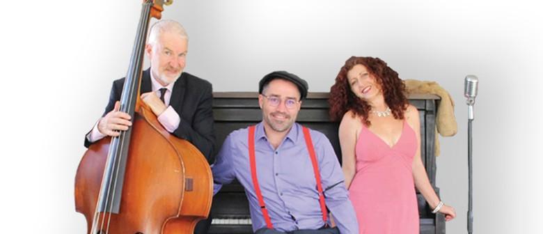 Sunday Jazz, Rhythms & Blues With Bonnie, Richard & Quinton