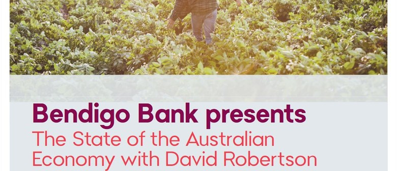 The State of the Australian Economy with David Robertson