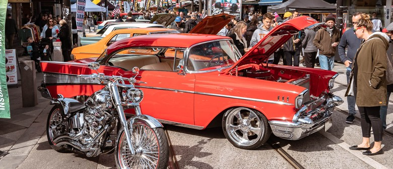 Annual Father's Day Classic Car and Bike Show Goes Online