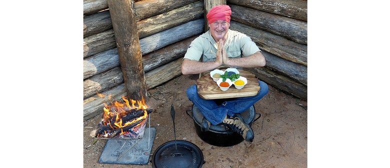 Ranger Nick Launches Curry for COVID Campaign On Fathers Day