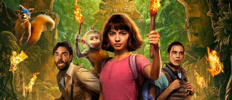 Dora and the Lost City of Gold Movie Event