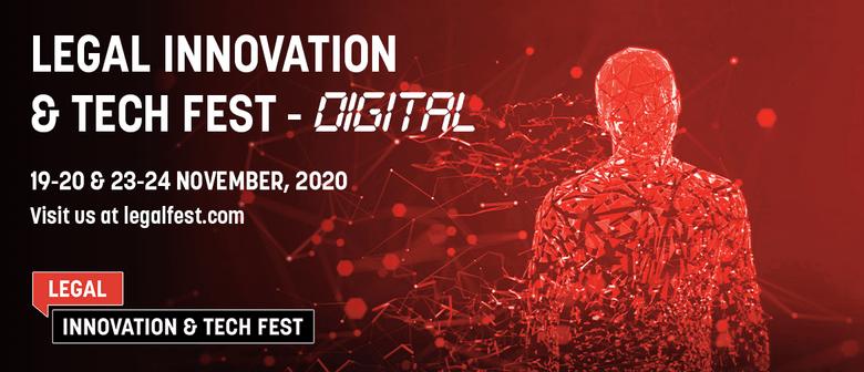 Legal Innovation & Tech Fest - Digital
