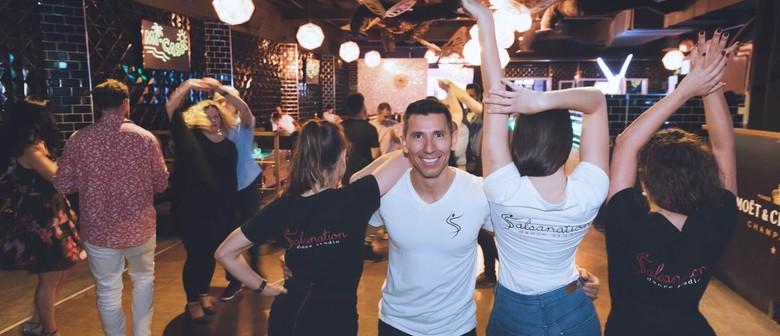 Mi Casa Latin Night - Dance Classes and Party