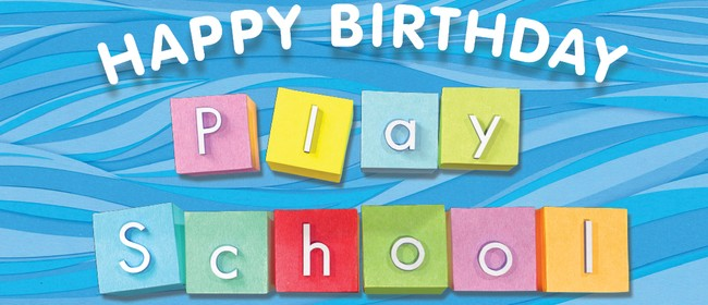 Image for Happy Birthday Play School