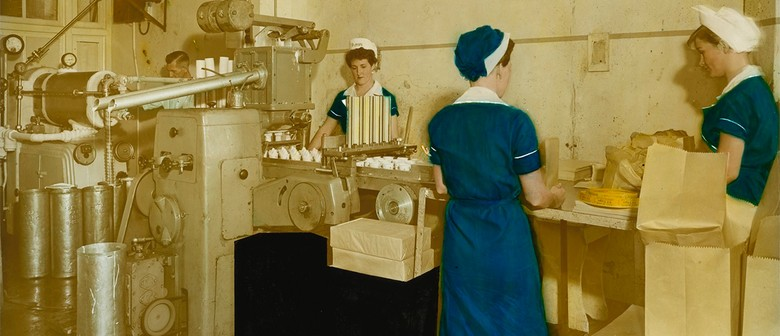 Research Reveals: QLD's Ice Cream History & Peters Factory