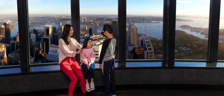 Test Your Knowledge of The City At Sydney Tower Eye