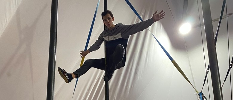 Chinese Pole Tricks (Ages 12+)