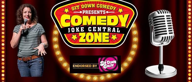 Sit Down Comedy Zone