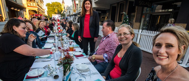 Freo Long Table Dinner