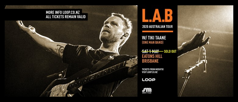 L.A.B 2021 Australian Tour