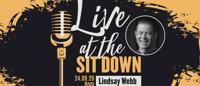 Live at The Sit Down with Lindsay Webb