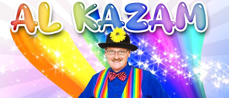 Al Kazam The Magic Man