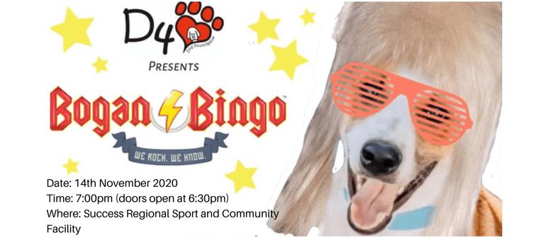 DFL Dog Rescue's Bogan Bingo
