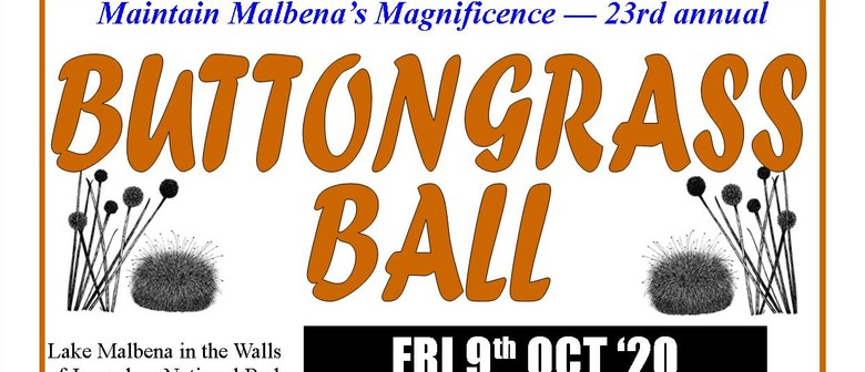 Buttongrass Ball with the HOT String Band