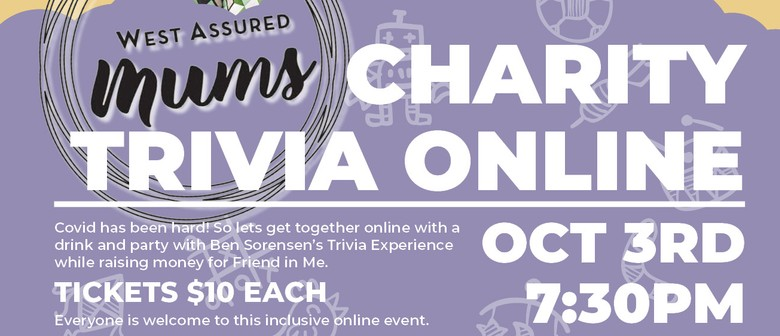 West Assured Mums Charity Trivia Night