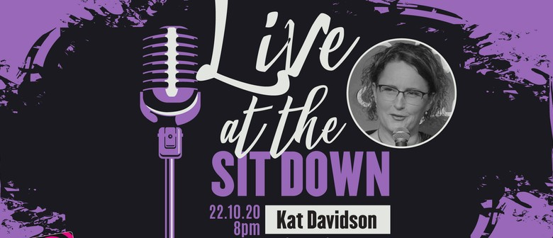 Live at The Sit Down with Kat Davidson