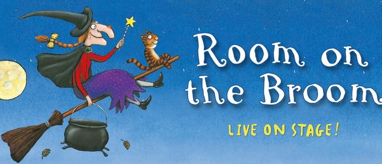 Room On The Broom – Live On Stage