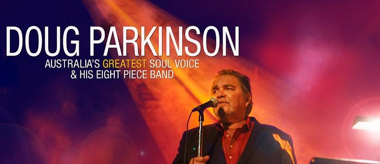 Doug Parkinson presents the Songbook of Soul: POSTPONED
