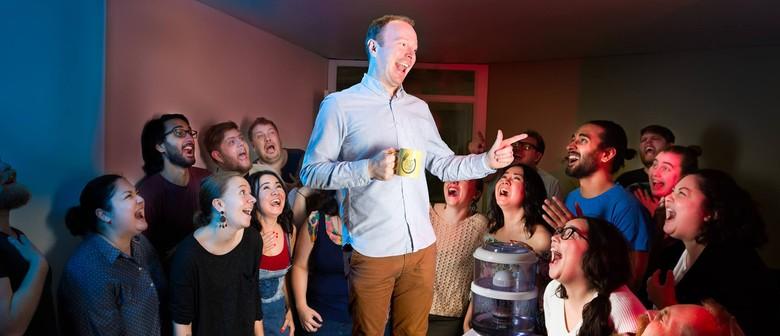 Big Fork Fridays - Live Comedy