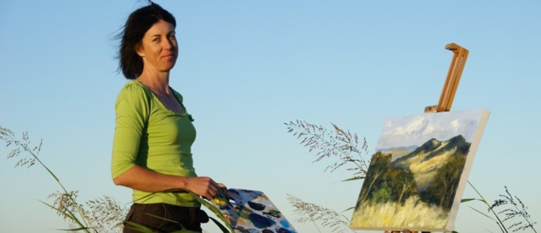 Plein Air Drawing and Painting with Nicole Harper: CANCELLED