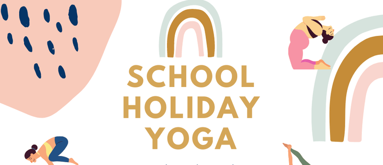 Kids School Holiday Yoga - Ages 6-10
