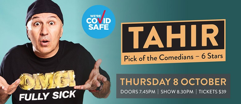 Tahir - Pick of the Comedians