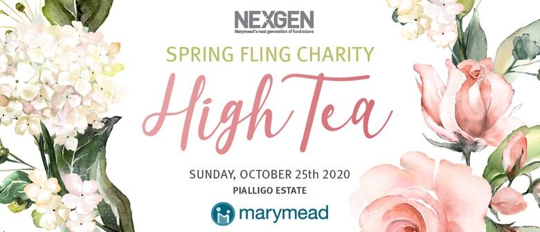 Marymead's Spring Fling Chairty High Tea