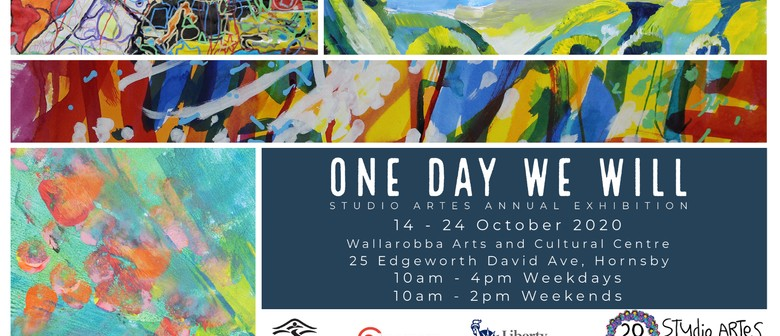 One Day We Will Art Exhibition